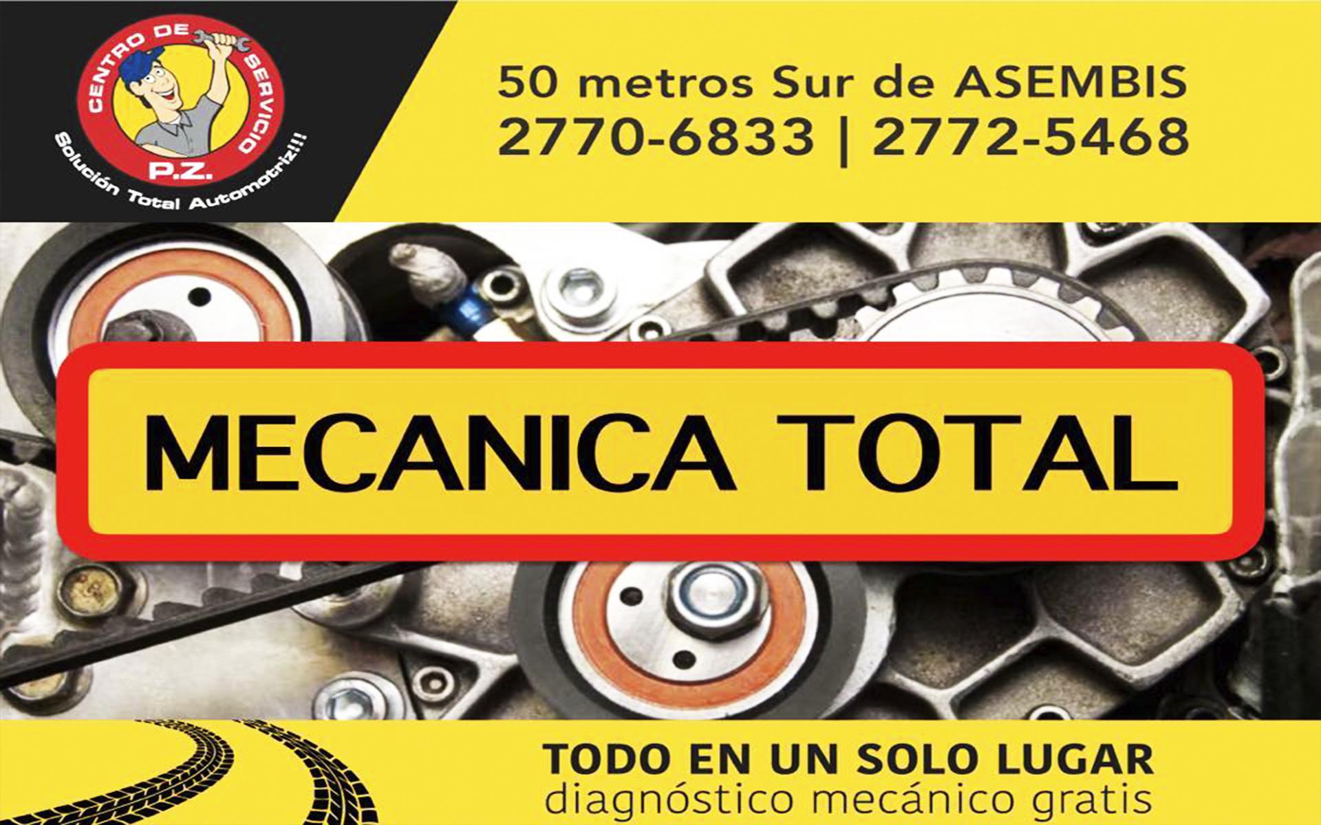 Centro de Servicio PZ - www.pzactual.com