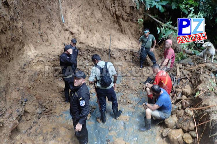 Oreros detenidos en Corcovado www.pzactual.com