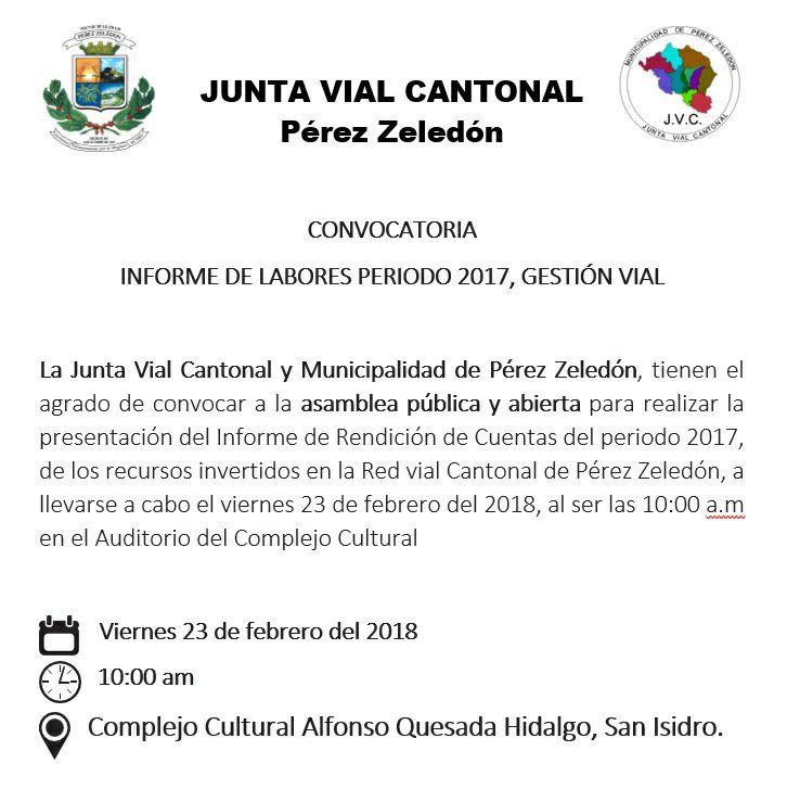 Gestión Vial, MPZ, www.pzactual.com