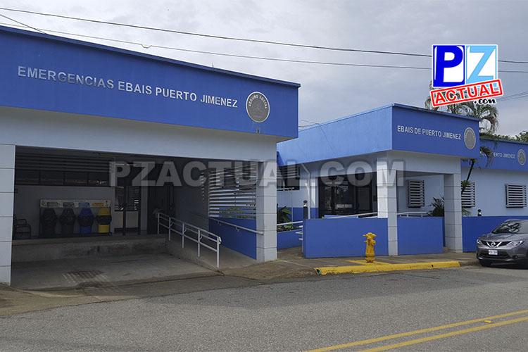 Clínica de Puerto Jiménez www.pzactual.com