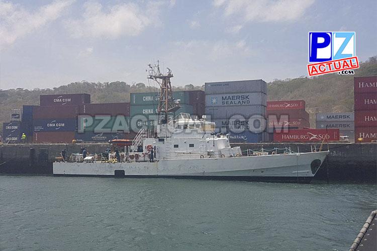 Nueva Patrullera de Guardacostas www.pzactual.com