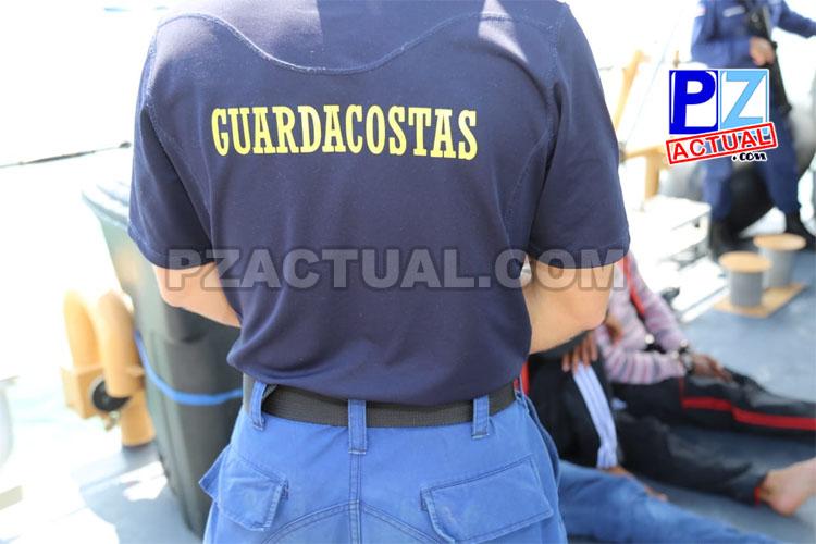 Detenidos con droga en alta mar www.pzactual.com