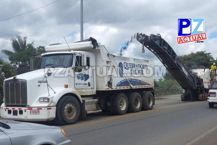 La empresa Quebradores del Sur estará a cargo de la obra. www.pzactual.com
