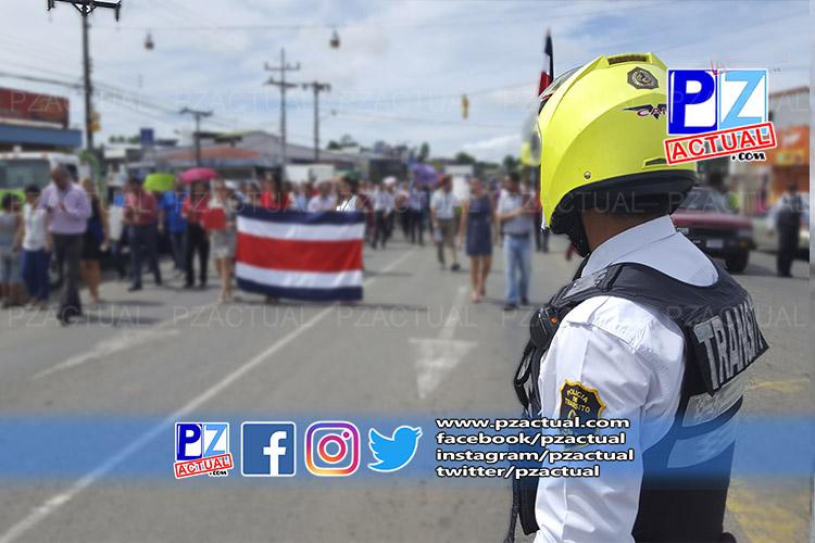 Policía de Tránsito, www.pzactual.com